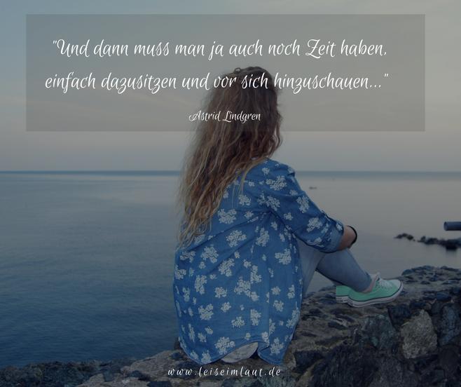 Stille genießen Lindgren