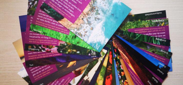 Poesiekarten: Gedichte für dich oder einen lieben Menschen